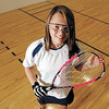 SNP photo by Ben French<br /> Lily Berry, a world-class racquetball player and student at Upper Arlington High School, is headed for the Junior World Championships in Bolivia.<br /> <br /> Lily Berry, a world class raquetball player and student at Upper Arlington High School.