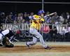 Tayler Stephens (4) at bat in 6th