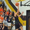 Paul DiCicco - The News-Herald<br /> North's Destiny Leo with a layup late in the game.
