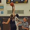 Paul DiCicco - The News-Herald<br /> The opening tip of North at Brush.