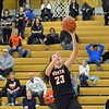 Paul DiCicco - The News-Herald<br />  North's Destiny Leo with a layup after a steal late in the game.