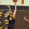 Paul DiCicco - The News-Herald<br /> North's Valerie Arnold with an easy layup.