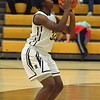 Paul DiCicco - The News-Herald<br /> Brush's DaJamia Martin takes aim for a free-throw early in the game against North.