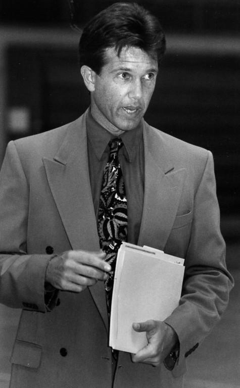 . Bob Krizancic, Mentor