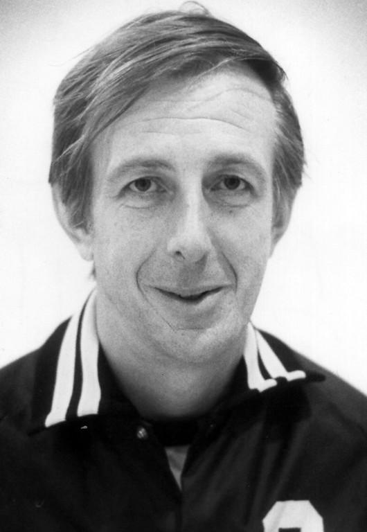 . Kirtland baseball coach Glen Blabolil