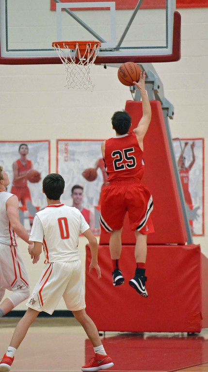 . Paul DiCicco - The News-Herald Scenes from the Chardon vs. Hawken boys basketball game on Jan. 13
