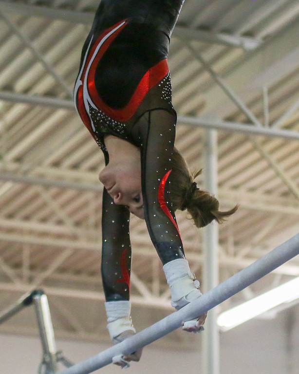 . Coleen Moskowitz - The News-Herald Photos from the Western Reserve Conference meet on Jan. 21, 2018.