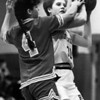 Geneva's Lisa Boomhower and Riverside's Jessica Lundblad in January 1993.