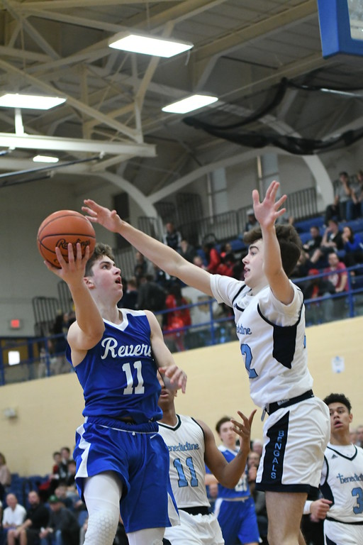 . Patrick Hopkins - The News-Herald Action from Dunk4Diabetes Jan. 28 at John Carroll University.