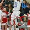 Paul DiCicco - The News-Herald<br /> VASJ's Jerry Higgins shooting a jump-shot late in the game.