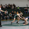 Sharon Holy - The News-Herald<br /> Lake Catholic's Conor McCrone wrestles an opponent from St. Ignatius on Feb. 9.