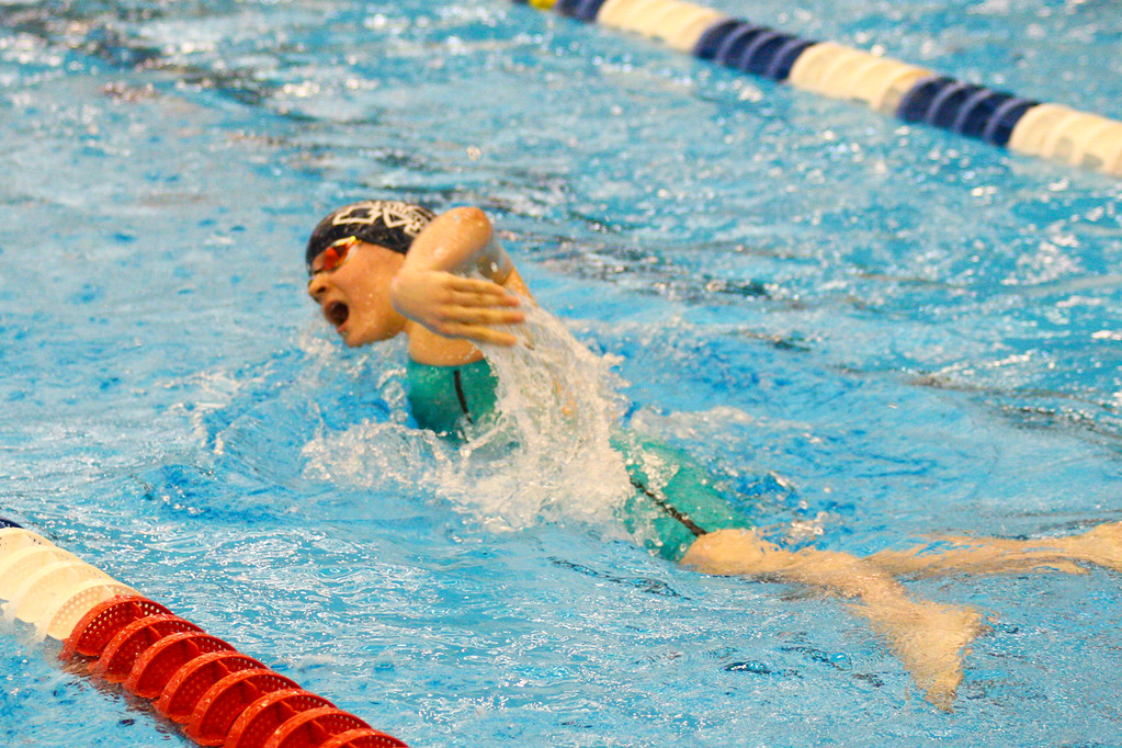 . 2018 - Swimming - D1 Sectionals at Spire.  Zoey Fedele of Madison won the 200 Yard Freestyle in a time of 1:57.88.