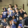 Barry Booher - The News-Herald<br /> Action from the Western Reserve Conference wrestling tournament, held Feb. 11 at Madison.