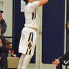 Paul DiCicco - The News-Herald<br /> Wickliffe's Nicky Fenton shooting a 3-pointer early in the first quarter.