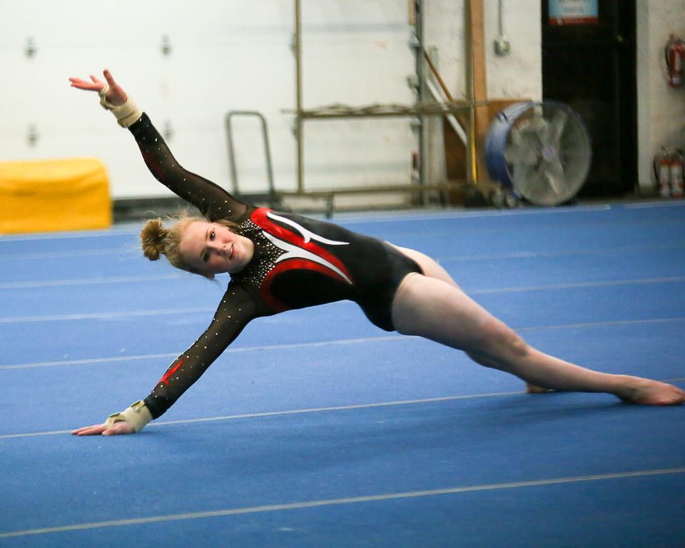 . Coleen Moskowitz - The News-Herald Lauren Phillips