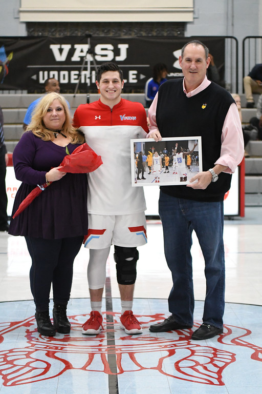 . Patrick Hopkins - The News-Herald Photos from VASJ vs. Lincoln West boys basketball on Feb. 21, 2018.