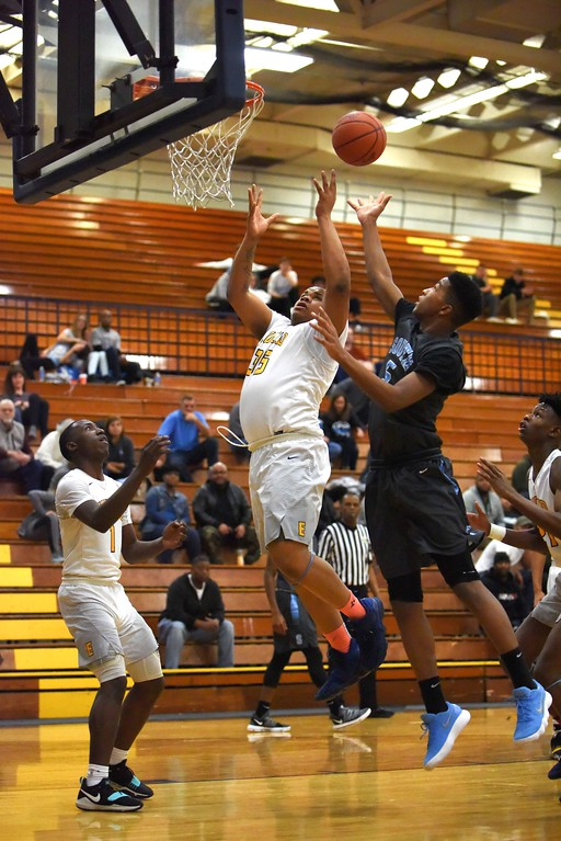 . Mike Payne - The News-Herald Action from the Willoughby South-Euclid game Feb. 24.