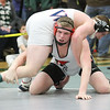 Barry Booher - The News-Herald<br /> Nick Mason ( Perry ) v Kyle Gallagher ( West Geauga ) 220 LBS.