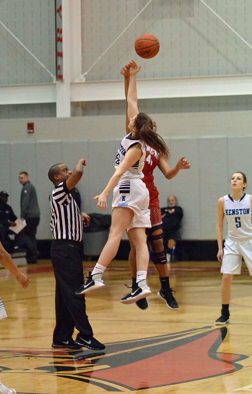 . Paul DiCicco - The News-Herald Photos from the Kenston vs. Geneva Division I district semifinal on Feb. 26.