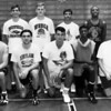 1995 News-Herald Classic East team. Front row: Hughes, DeMint, Wisniewski, Taylor, O'Donnell. Back row: Beaver, Long, Snyder, Miller, Lewis.