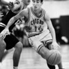 Lake Catholic's Bobby Weiler and NDCL's Matt Tercek in January 1995.