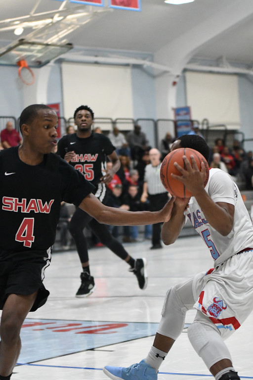 . Patrick Hopkins - The News-Herald Photos from the VASJ vs. Shaw Division II sectional final on March 2.