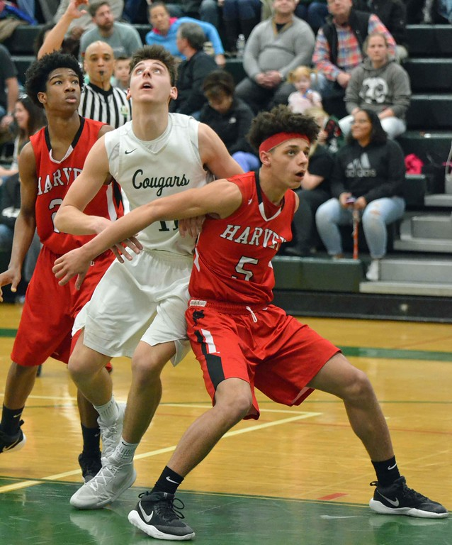 . Paul DiCicco - The News-Herald Photos from the Lake Catholic vs. Harvey Division II sectional final on March 2.