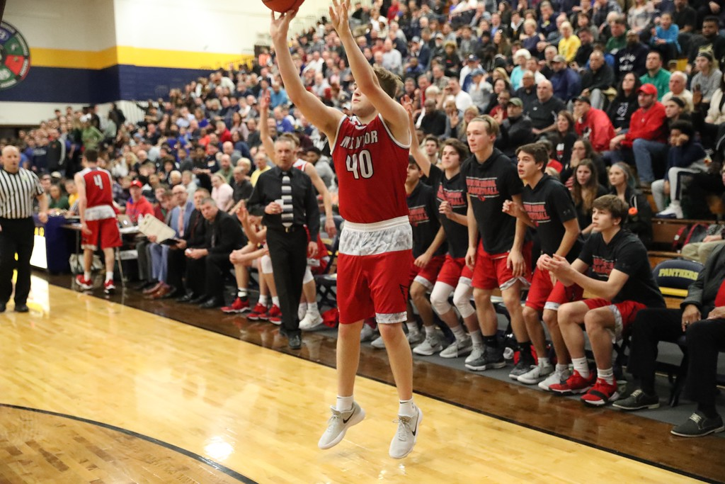 . Tim Phillis -- The News-Herald Photos from the Mentor vs. Solon boys basketball game on March 10, 2018.