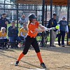 Paul DiCicco - The News-Herald<br />  Chagrin Falls pitcher, Kate Sincaglia, delivering a pitch against Wickliffe.
