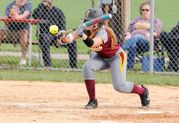 Don Knight | The Herald Bulletin<br /> Anderson hosted Alexandria on Tuesday.