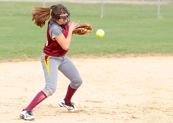 Don Knight   The Herald Bulletin<br /> Anderson hosted Alexandria on Tuesday.