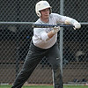 Michael Johnson - The News-Herald<br /> Willoughby South's Jon Chinchar bunts against Kenston at Willoughby South High School on May 4, 2016. South defeated Kenston 7-3.