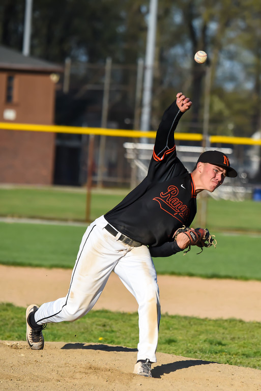 . Mike Payne - The News-Herald Photos from the North vs. Madison baseball game on May 7, 2018.
