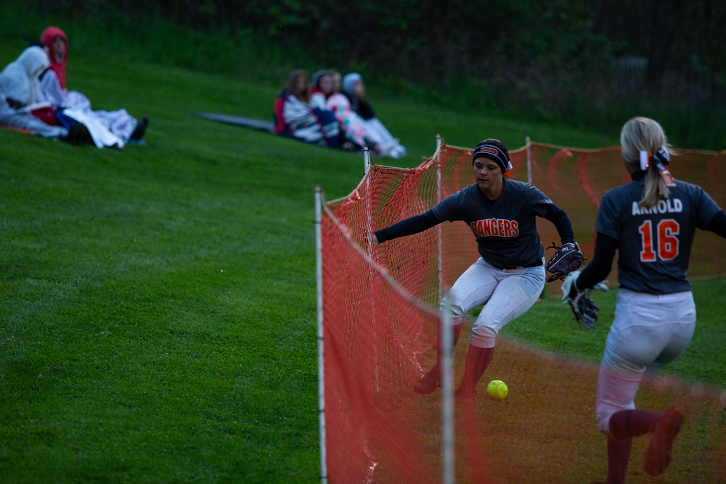 . Michael Johnson - The News-Herald Action from the Eastlake North-Willoughby South softball game on May 11.