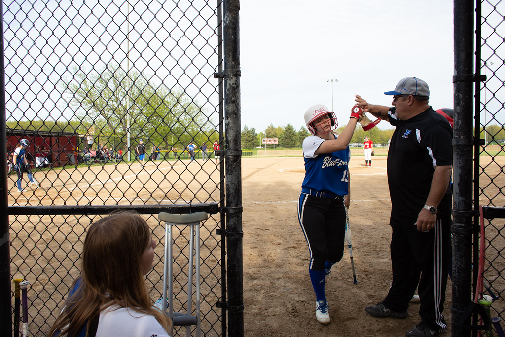 . Michael Johnson - The News-Herald A scene from Madison\'s dugout during their game against Mentor on May 16, 2018.