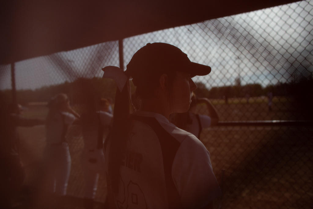 . Michael Johnson - The News-Herald A scene from North\'s dugout during their 10-4 loss to South on May 16, 2018.