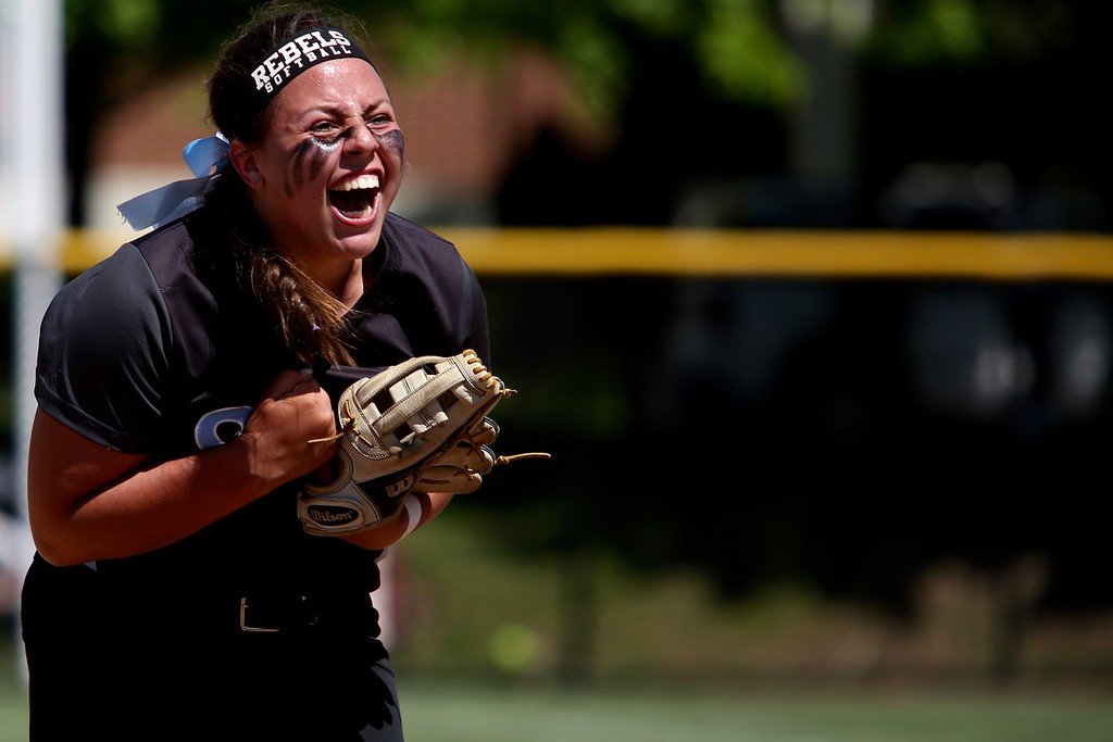 . Michael Johnson - The News-Herald Photos from the South vs. Canfield Division I regional semifinal on May 23 in Akron.
