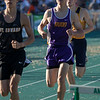 Jen Forbus - The Morning Journal<br> Jack Reed of Avon keeps with the pack in the boys 1600 on May 25.