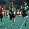 Jen Forbus - The Morning Journal<br> Westlake's Kevin Walls competed in the boys 100-meter dash on May 25.