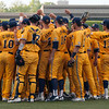 Jen Forbus - The Morning Journal<br> The Kent State Golden Flashes prepare for the MAC Championship game against Miami on May 26.