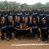 John Kampf - The News-Herald<br /> Photos from the Willoughby South vs. Massillon Perry regional final softball game on May 26, 2018.