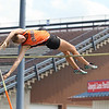 Michael Johnson - The News-Herald<br /> Tessa Kostelec of Chagrin Falls performs in the Pole Vault event during the Division 2 Track and Field Regional Finals at Austintown-Fitch High School on May 28, 2016.