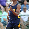 Euclid senior Brian Tillman competes in the 400 meter dash at the OHSAA State Track and Field semifinals Friday at Jesse Owens Stadium in Columbus. (Ben Barnes/ImpactActionPhotos.com