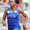 Cornerstone's Ashley West  runs in the OHSAA State Track & Field Finals in Columbus, at the Jesse Owens track facility, on June, 3rd, 2016. Mandatory Credit: (Ben Barnes/ImpactActionPhotos.com)
