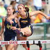 Kirtland's Katie Straus runs in the OHSAA State Track & Field Finals in Columbus, at the Jesse Owens track facility, on June, 3rd, 2016. Mandatory Credit: (Ben Barnes/ImpactActionPhotos.com)