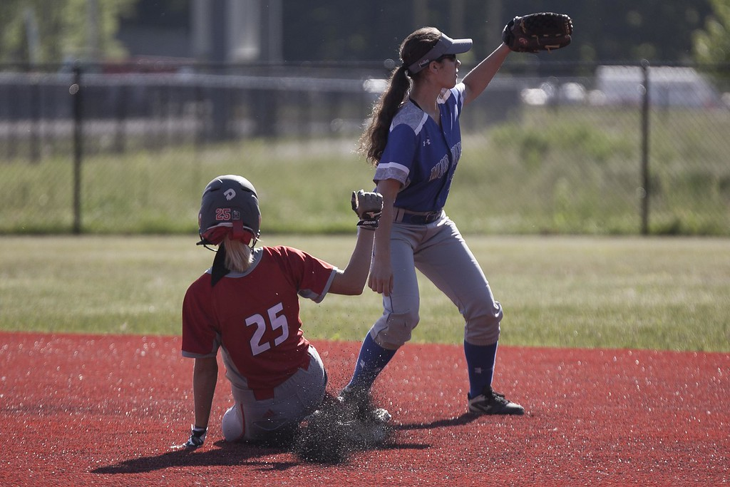 . Jen Forbus - The Morning Journal Photos from the Lorain County all-star softball game on June 4, 2018.