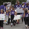 """Jen Forbus - The Morning Journal<br /> Players from the Hershey's softball team were represented among the """"future state champs."""""""