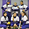 Jon Behm - The Morning Journal<br> Behind strong senior leadership from the likes of (standing from left to right) Lauren Shaw, Paige Hartley and Sammie Stefan and upcoming talent such as (squatting from left to right) junior Madi Nunez, freshman Marlie McNulty and junior Brooke Piazza, the Keystone Wildcats are proving that they are serious about winning a state championship.