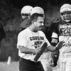 West assistant coach Chuck Grebenc in 1993.