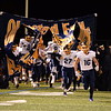 The Morning Journal File<br> The Olmsted Falls Bulldogs take the field for a Division II, Region 6 semifinal showdown with the Westlake Demons on Nov. 11.
